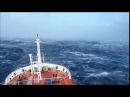 Океан разбушевался - танкер в шторм . LPG/C Venere in storm