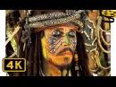 Джек Воробей и Аборигены. Уилл в Плену | Пираты Карибского моря: Сундук мертвеца (2006) 4K ULTRA HD