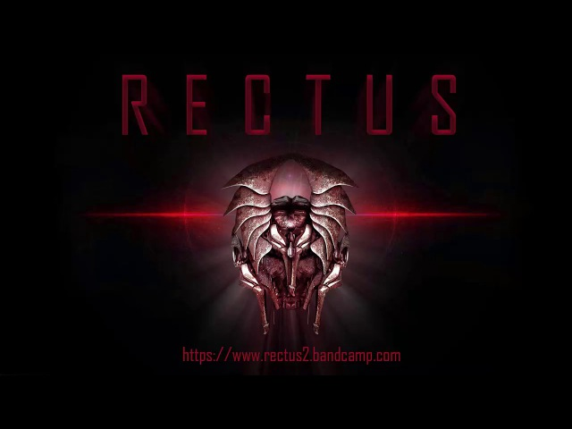 RECTUS YOU MUST KILLED BY MY HANDS MORRGOTH COVER