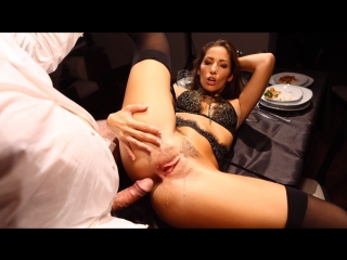 Clea gaultier a submissive for dinner (anal, blowjob, natural tits, hardcore, pornstar, brunette)