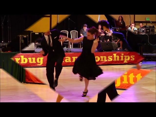 Band ODESSA Марджанжа Танцуют Сандра Рёттиг и Штэфан Зауэр