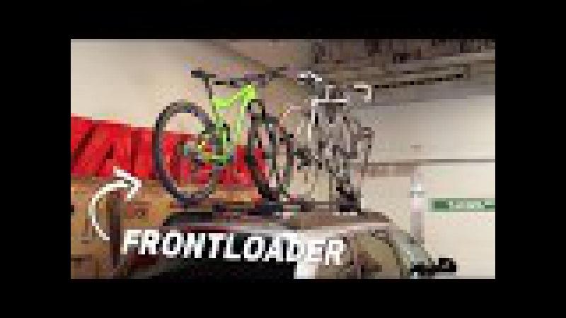 Велобагажник на крышу FrontLoader