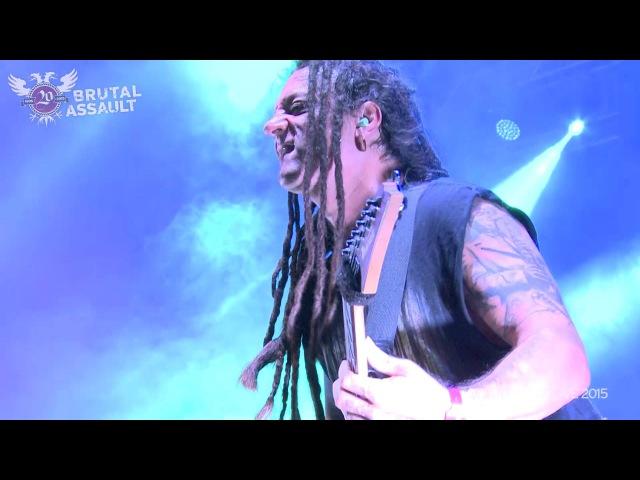 Brutal Assault 20 Death Dta live 2015