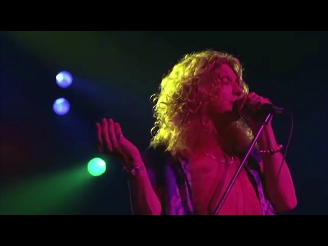 Led Zeppelin Stairway to Heaven Live