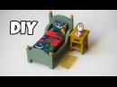 Minyatür Yatak Yapımı   DIY