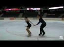 19 Julia TULTSEVA Anatoliy BELOVODCHENKO RUS 2017 TA⅃⅃INN TROPHY JUNIOR Ice Dance SD