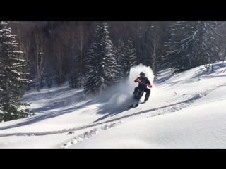Sakhalin Snowmobiling. BRP Polaris. The best and funny of 2016-2017