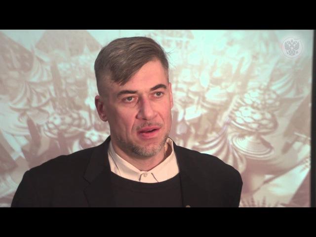 Алексей Беляев Гинтовт о Евразии либерализме новом государственном стиле и войне образов