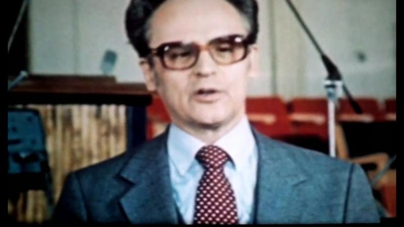 Мой американский дядюшка Франция 1980 вступительное слово Г Капралова в советской прокатной копии