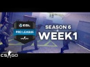 EnVy CS:GO - ESL Pro League Season 6 Week 1 - Frag Movie