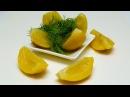 Неповторимые Марокканские соленые лимоны