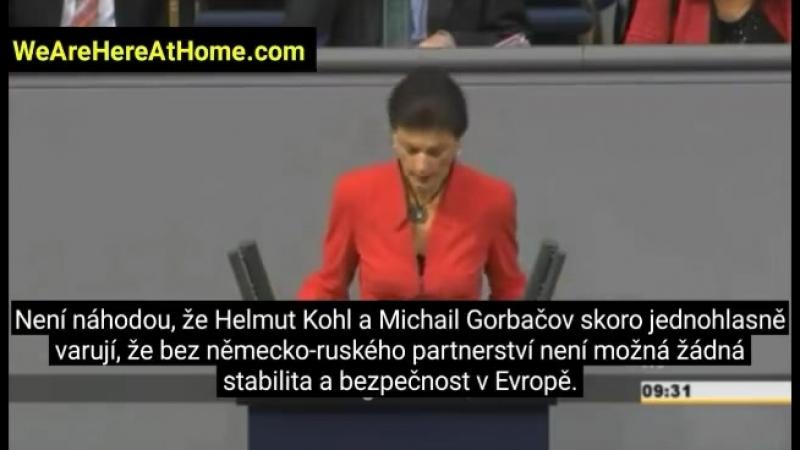 Ta jí to dala Merkelové TO BYLA SKUTEČNÁ REALITA Sdílejte to Děkujeme ti