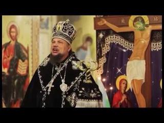 Архиепископ Сыктывкарский и Коми-Зырянский Питирим возглавил богослужение Пассии