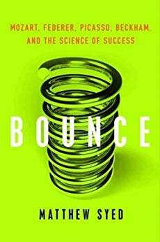Bounce Mozart, Federer, Picasso, Beckham, and the Science of Success