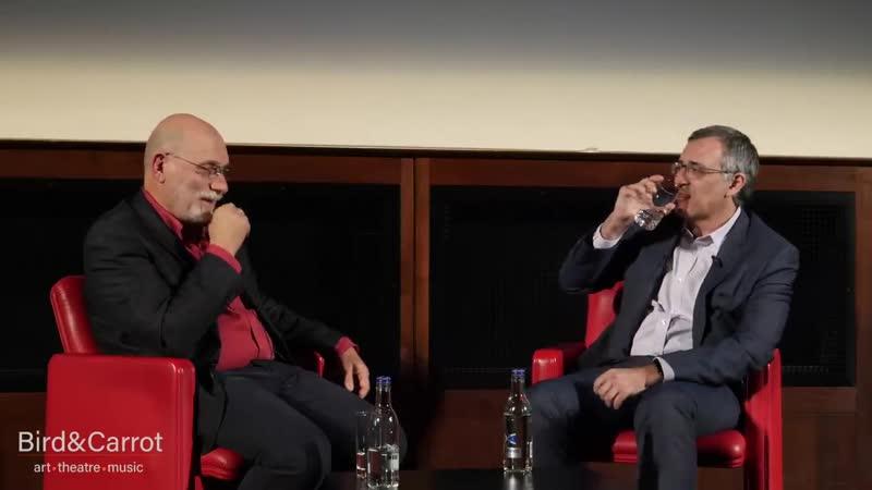 Дискуссия Бориса Акунина и Сергея Гуриева 19 марта 2019 года (фрагмент) » Freewka.com - Смотреть онлайн в хорощем качестве