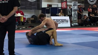 ADCC European 2018 1st fight