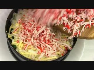 СалатАристократ-Праздничный салат из Простых продуктов cfkfnfhbcnjrhfn-ghfplybxysq cfkfn bp ghjcns ghjlernjd