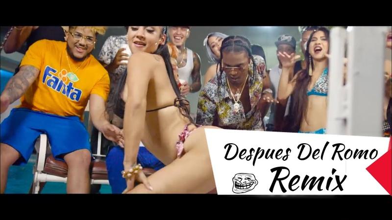 Después Del Romo Remix Quimico Ultramega ❌ K2 La Para Musical ❌ Ceky viciny ❌ Tivi Gunz