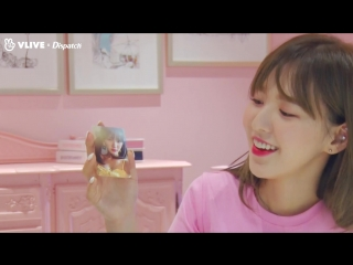 180830 Wendy (Red Velvet)  Summer Magic Album Unboxing