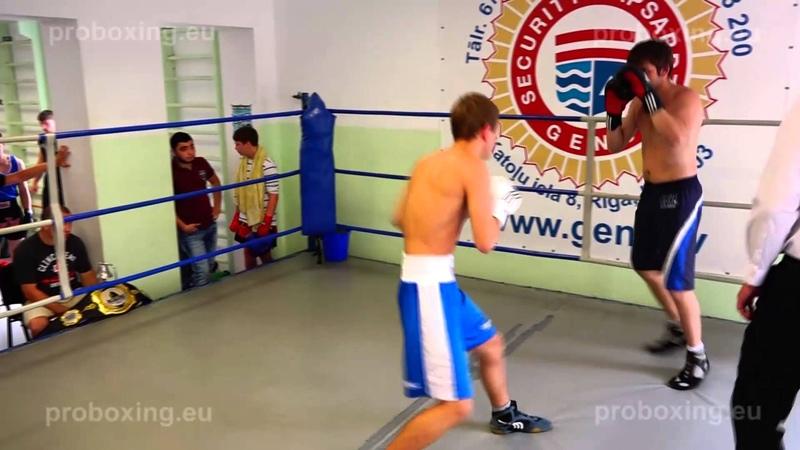 09.08.2015 Olegs Asejevs VS Sergejs Logins proboxing.eu