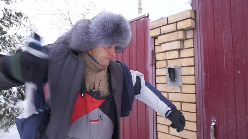 Охрана дома МОНГОЛЬСКИЙ ВОЛКОДАВ ДЫРКИ НА ОДЕЖДЕ И СПАСЁННЫЙ ОПЕРАТОР
