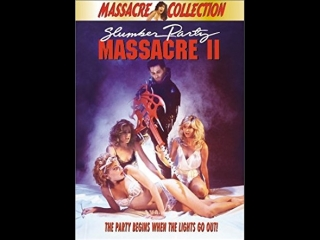 Кровавая вечеринка 2 (Slumber Party Massacre II) 1987 BDRip 1080p