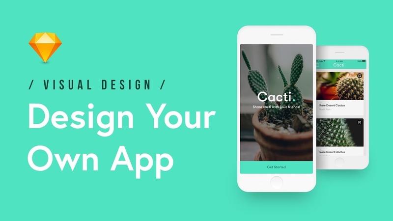 Design Your Own App in Sketch (Tutorial)📱