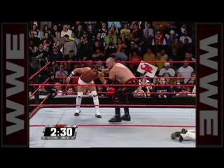 Kane vs.  Heart Throbs - Beat the Clock Challenge  Raw 2006