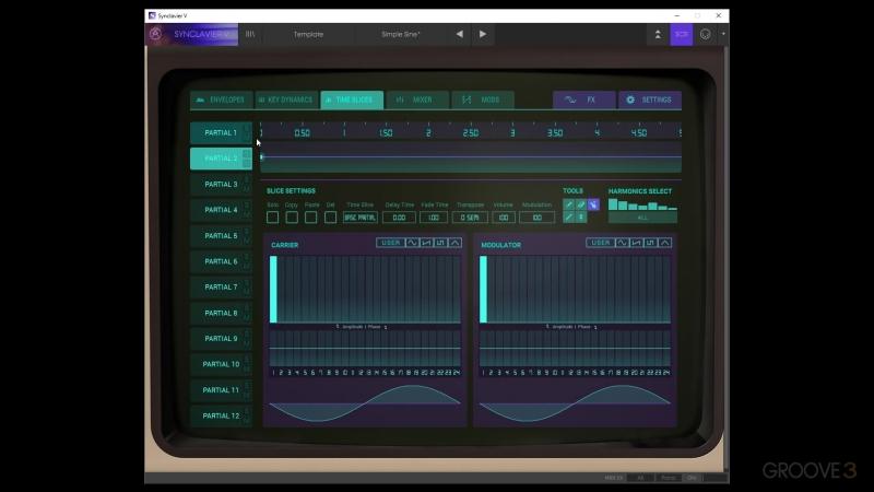 Groove3 Arturia Synclavier V Explained