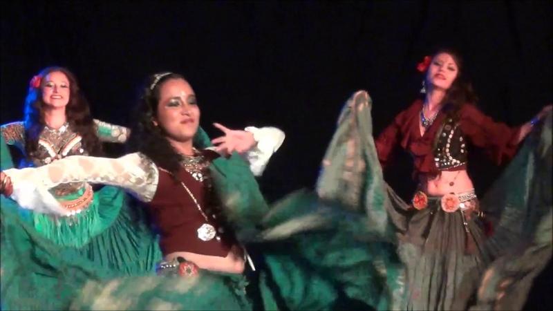 Mariposas Gitanas Colectivo Inlakesh Cruz