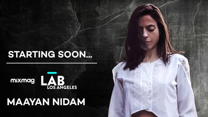 Maayan Nidam vinyl set @ Los Angeles