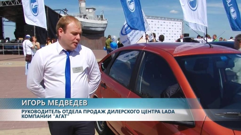 Презентация LADA Granta liftback Нижний Новгород