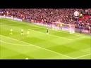 Amazing Van Persie Volley - Man United vs Aston Villa