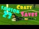 Kateryna Samson ● Crazy Saves ● Ukraine ● Ryazan-VDV HD