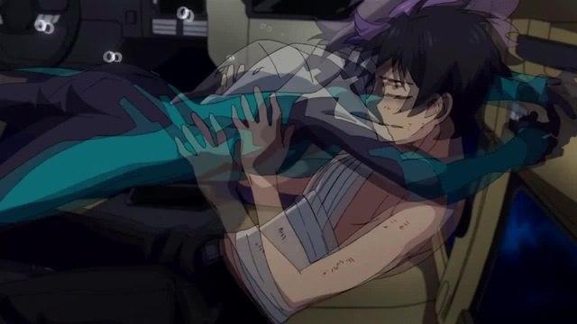 Кризис в классе Hollywood Undead City AMV anime MIX anime