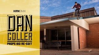 Dan Coller Props Bio Remix! - Kink BMX // insidebmx