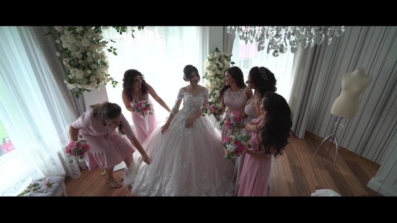 Свадьба Геворга и Офелии SDE свадебный клип показывали в день свадьбы