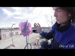 Vlog # 15 День из жизни монтажника связи | Первая часть командировки на ЮГ