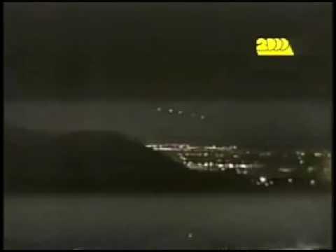 UFO As luzes de Phoenix Março de 13 1997