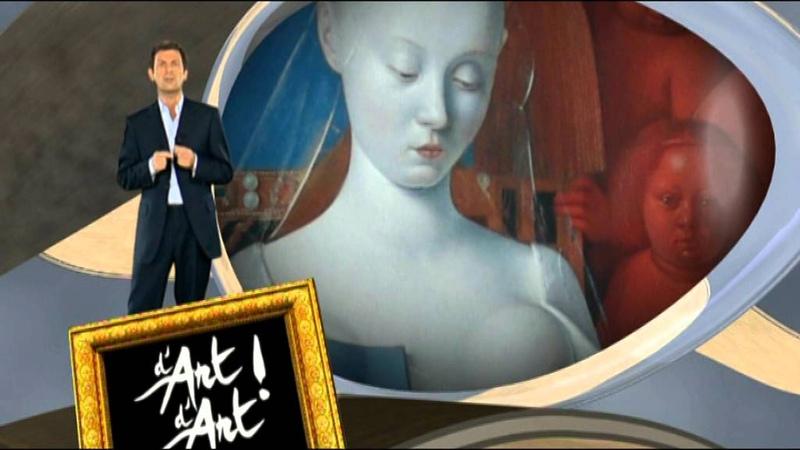 Vierge à l'enfant Fouquet d'Art d'Art