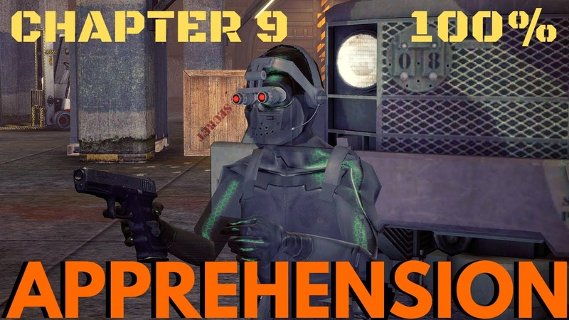 Black Mesa (100) Walkthrough (Chapter 9 Apprehension)