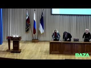 """Мэр Белгорода дал присягу под музыку из """"Звездных войн"""" NR"""