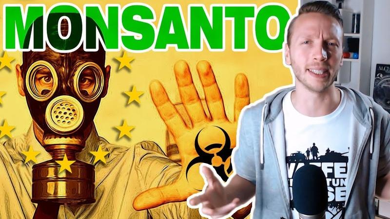 Geheime Monsanto Akten ☠️ Gift in Essen Politik