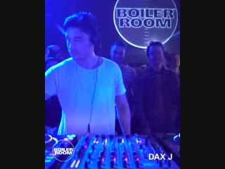 "Dax J | Boiler Room x Eristoff ""Into The Dark"" Linz"