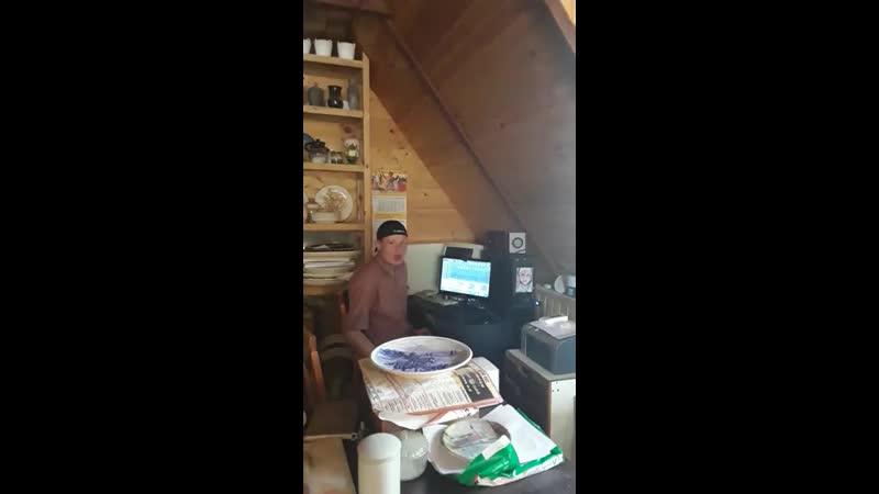 В мастерской Живой фарфор Евгения Андреева