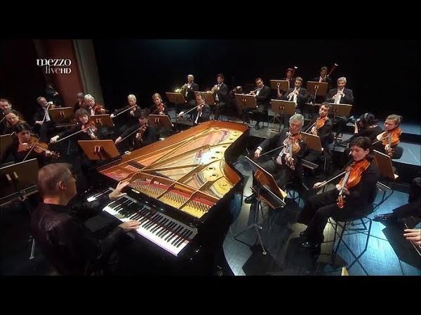 Christian Zacharias Beethoven Piano Concerto № 2 Salle Métropole Lausanne 2012
