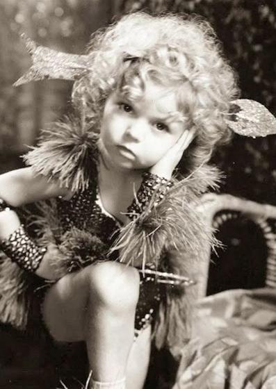 """Ширли Темпл - «Девочка-кукла». Самая юная обладательница премии """"Оскар""""., изображение №3"""