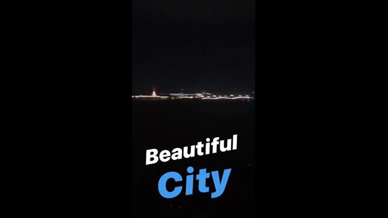 Instagram Stories Андрей Аршавин _Санкт-Петербург - Разводка мостов на Неве в ночь на 24.07.2019!