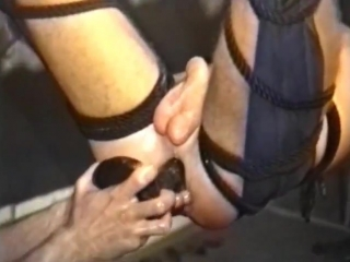 Bdsm gay anal bondage