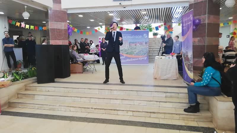 Поёт Артур Осьмаков. Ярмарка Жар-птица